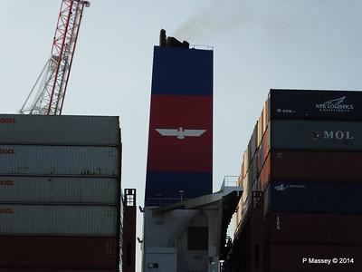 APL RAFFLES Departing Southampton PDM 20-06-2014 19-06-49