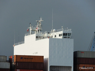 APL RAFFLES Departing Southampton PDM 20-06-2014 19-21-38