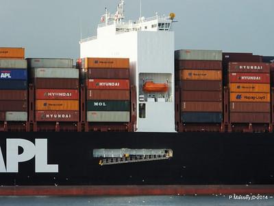 APL RAFFLES Departing Southampton PDM 20-06-2014 19-21-47