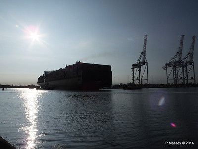 APL RAFFLES Departing Southampton PDM 20-06-2014 19-03-44