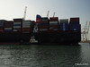APL RAFFLES Departing Southampton PDM 20-06-2014 19-06-14