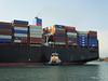 APL RAFFLES Departing Southampton PDM 20-06-2014 19-07-45