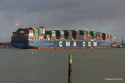 CMA CGM AMERIGO VESPUCCI Outbound Southampton PDM 02-02-2016 13-26-054