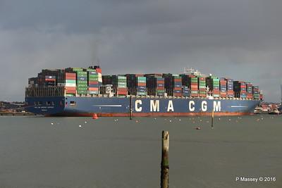 CMA CGM AMERIGO VESPUCCI Outbound Southampton PDM 02-02-2016 13-26-051