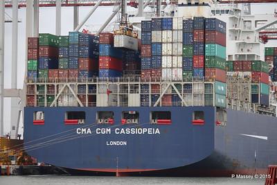CMA CGM CASSIOPEIA Southampton PDM 25-04-2015 16-37-21