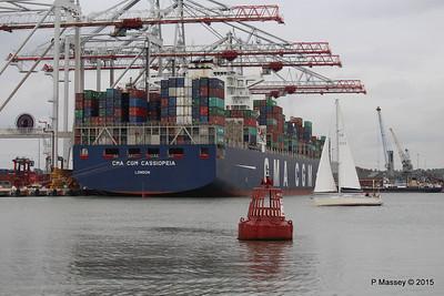 CMA CGM CASSIOPEIA sy QUINTESSENCE Southampton PDM 25-04-2015 16-33-38