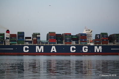 CMA CGM JULES VERNE Outbound Southampton PDM 30-08-2016 20-01-28