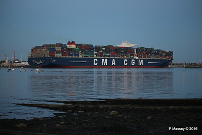 CMA CGM JULES VERNE Outbound Southampton PDM 30-08-2016 20-05-45