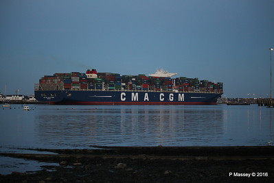 CMA CGM JULES VERNE Outbound Southampton PDM 30-08-2016 20-05-55