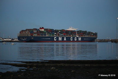 CMA CGM JULES VERNE Outbound Southampton PDM 30-08-2016 20-05-56