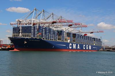 CMA CGM KERGUELEN Southampton PDM 13-05-2015 11-55-34