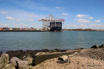 CMA CGM KERGUELEN Southampton PDM 13-05-2015 11-45-21