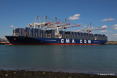 CMA CGM KERGUELEN Southampton PDM 13-05-2015 12-05-44