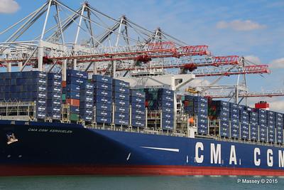 CMA CGM KERGUELEN Southampton PDM 13-05-2015 11-54-53
