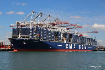 CMA CGM KERGUELEN Southampton PDM 13-05-2015 11-54-36