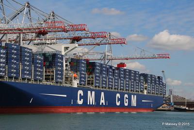 CMA CGM KERGUELEN Southampton PDM 13-05-2015 11-54-54