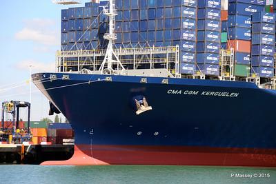 CMA CGM KERGUELEN Southampton PDM 13-05-2015 11-55-59