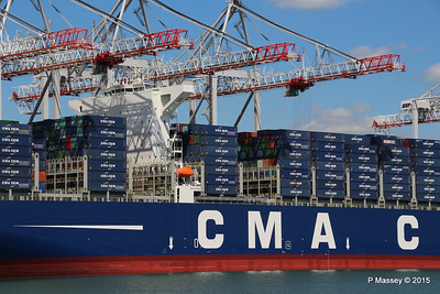 CMA CGM KERGUELEN Southampton PDM 13-05-2015 12-06-27