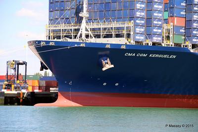 CMA CGM KERGUELEN Southampton PDM 13-05-2015 11-55-58