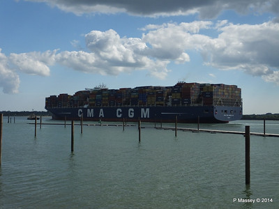 CMA CGM MAGELLAN Video Clips
