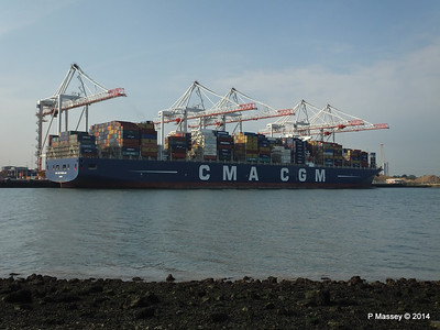 CMA CGM MAGELLAN Others