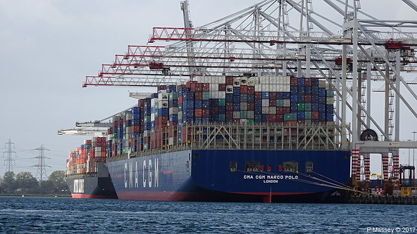 CMA CGM MARCO POLO Other Dates