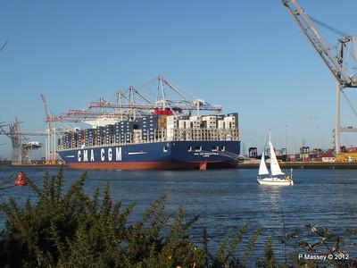 CMA CGM MARCO POLO Southampton PDM 10-12-2012 13-06-33
