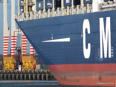CMA CGM MARCO POLO Southampton PDM 10-12-2012 13-05-17