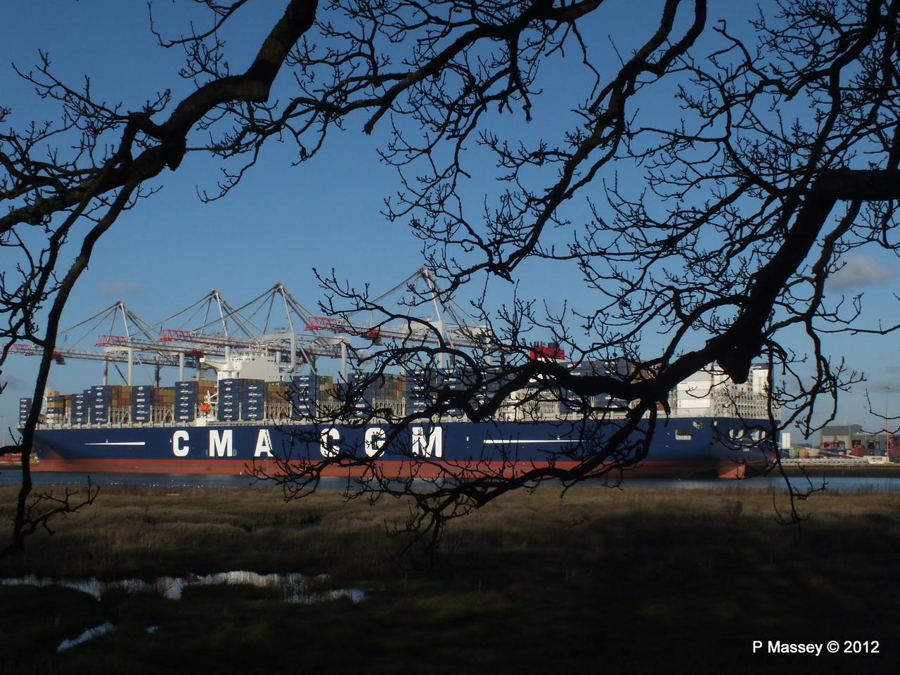 CMA CGM MARCO POLO Southampton PDM 10-12-2012 13-27-17