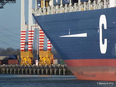 CMA CGM MARCO POLO Southampton PDM 10-12-2012 13-05-13