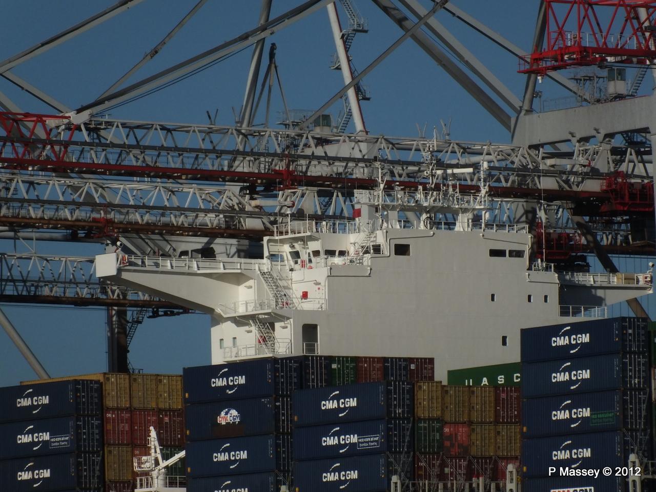 CMA CGM MARCO POLO Southampton PDM 10-12-2012 13-20-50