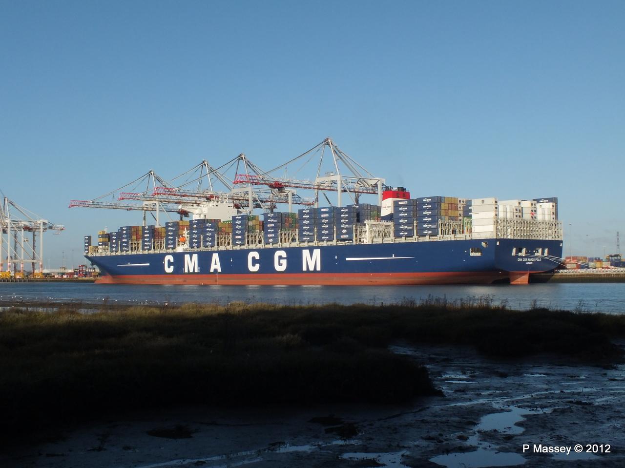 CMA CGM MARCO POLO Southampton PDM 10-12-2012 13-20-19