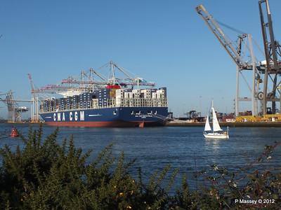 CMA CGM MARCO POLO Southampton PDM 10-12-2012 13-06-24