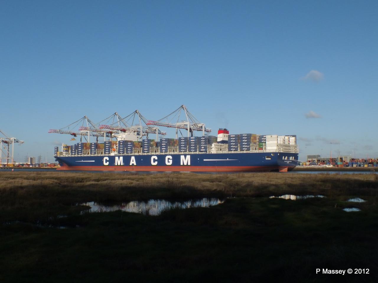 CMA CGM MARCO POLO Southampton PDM 10-12-2012 13-25-46