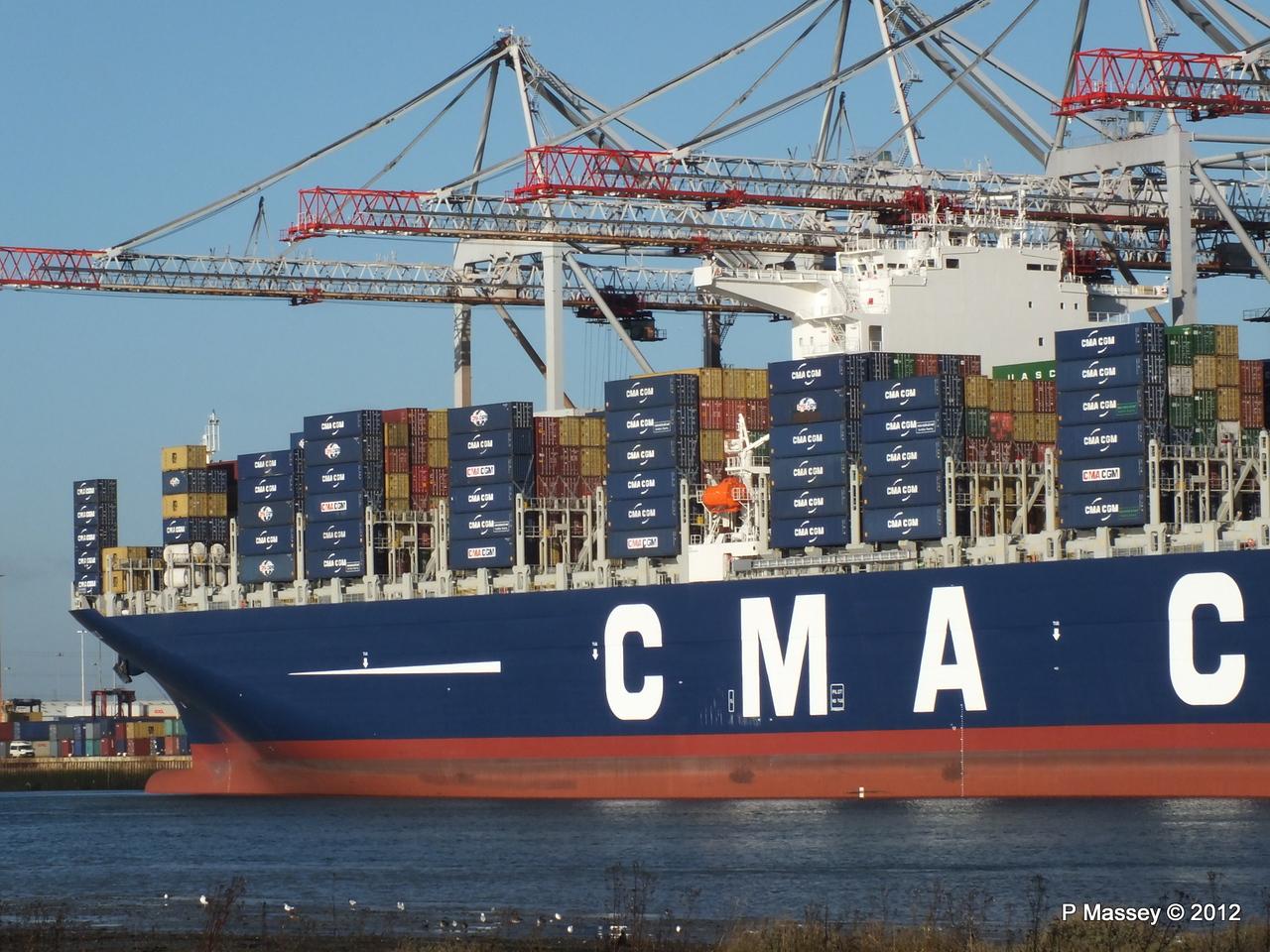CMA CGM MARCO POLO Southampton PDM 10-12-2012 13-20-34