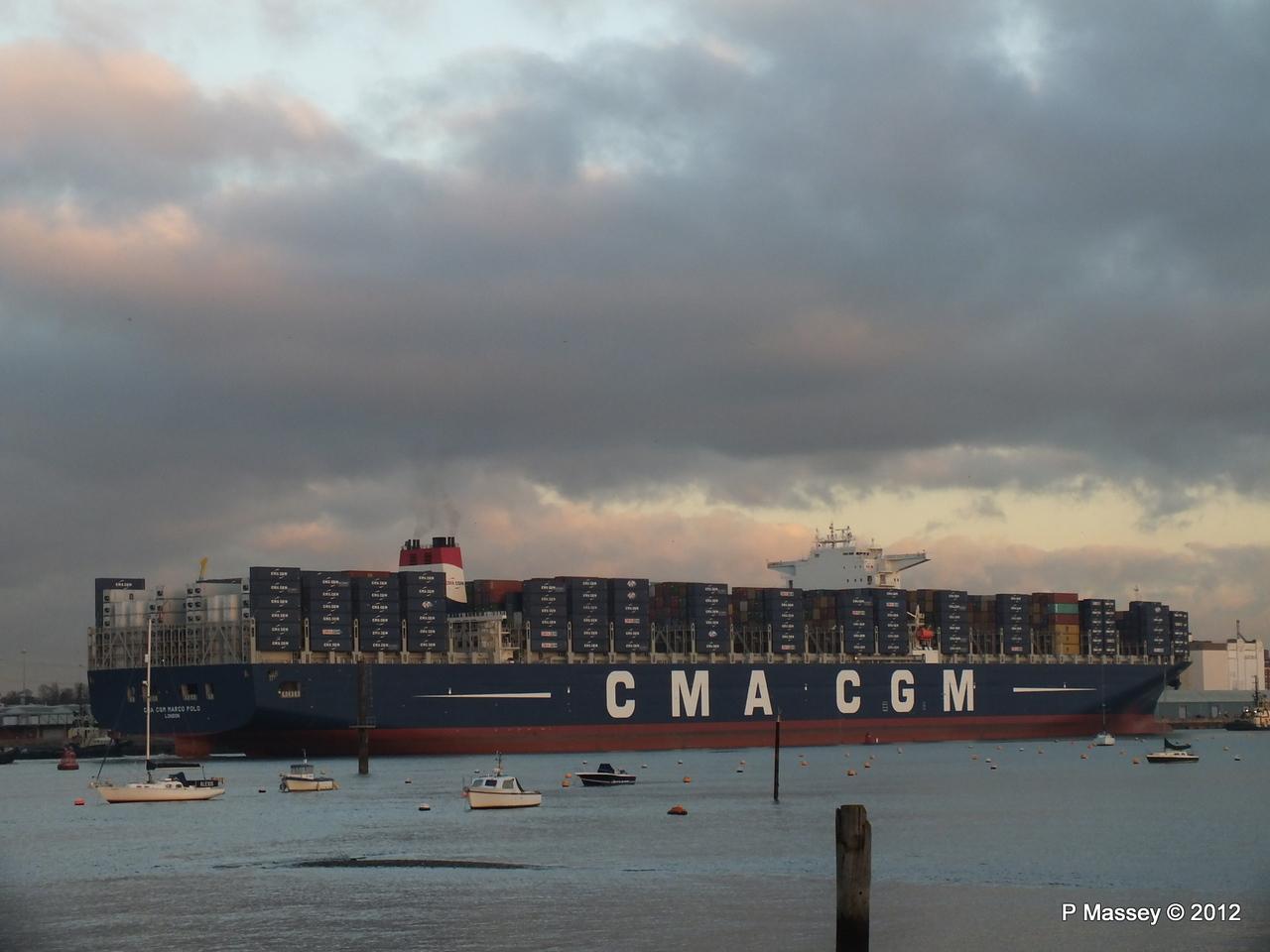 CMA CGM MARCO POLO Southampton PDM 10-12-2012 16-37-29