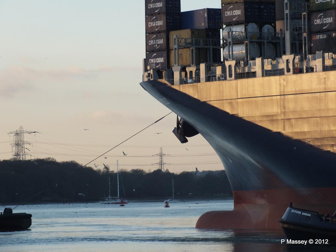CMA CGM MARCO POLO Southampton PDM 10-12-2012 16-14-18