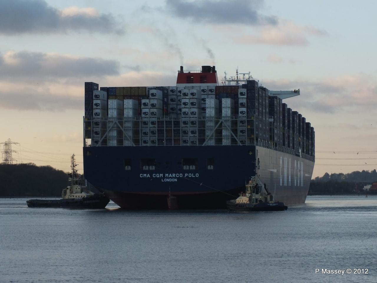 CMA CGM MARCO POLO Southampton PDM 10-12-2012 16-02-02