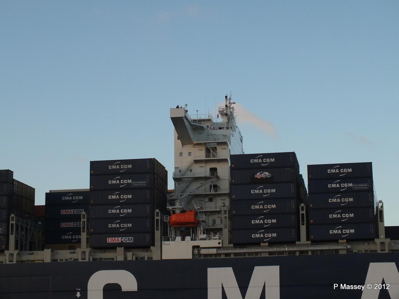 CMA CGM MARCO POLO Southampton PDM 10-12-2012 16-16-09