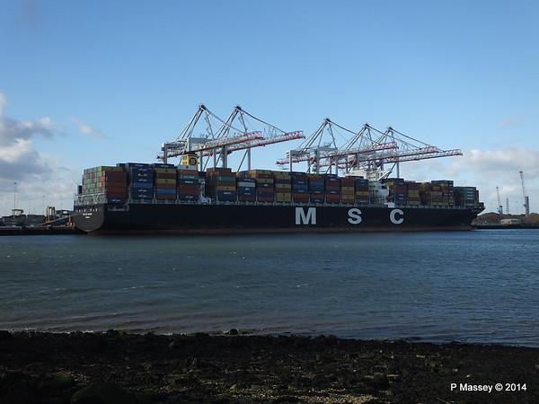 CMA CGM MARGRIT Southampton PDM 21-10-2014 17-46-46