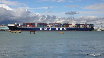 CMA CGM SAMSON Inbound Southampton PDM 09-04-2016 15-11-22
