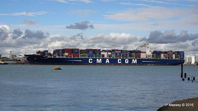 CMA CGM SAMSON Inbound Southampton PDM 09-04-2016 15-10-39