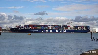 CMA CGM SAMSON Inbound Southampton PDM 09-04-2016 15-10-44
