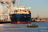 CSB 52 Passing CMA CGM THAMES Southampton PDM 29-11-2016 17-50-31