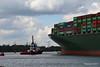 SD SHARK EVER LISSOME Departing Southampton PDM 26-04-2017 12-01-48