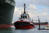 SD SHARK EVER LISSOME Departing Southampton PDM 26-04-2017 12-06-31