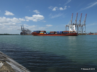 CANOPUS Arriving Southampton PDM 21-05-2015 13-01-58