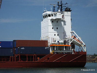 CANOPUS Arriving Southampton PDM 21-05-2015 13-01-20