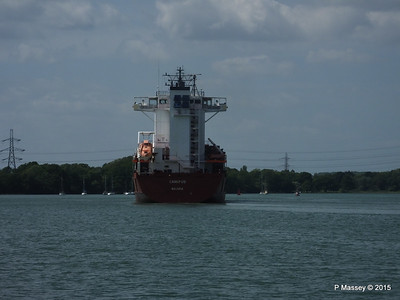 CANOPUS Arriving Southampton PDM 21-05-2015 13-04-27