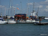 CANOPUS Arriving Southampton Over Marchwood Yacht Club PDM 21-05-2015 12-58-24